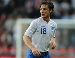 Scott Parker to captain England against Holland