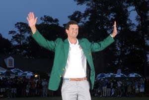 Australians celebrate Adam Scott's Masters victory