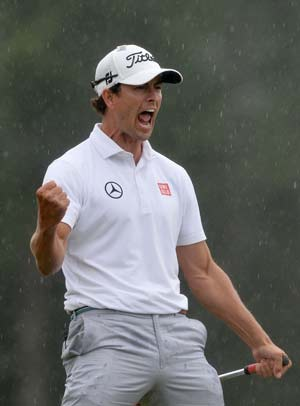Adam Scott ends Aussie jinx with Masters playoff win