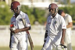 Chanderpaul seals five-wicket win in Jamaica
