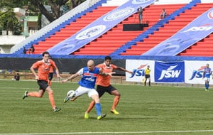 I-League: Sean Rooney's Brace Helps Bengaluru FC Sink Sporting Clube de Goa
