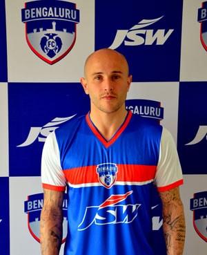 I-League: Bengaluru FC sign striker Rooney