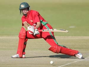 2nd ODI: Sean Williams takes Zimbabwe past Bangladesh