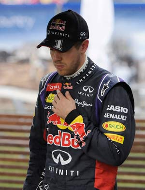 Sebastian Vettel bewildered by qualifying flop in Melbourne