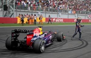 Indian Grand Prix, Highlights: Sebastian Vettel wins to enter F1 record books