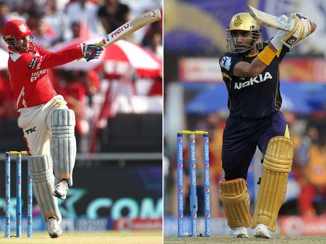IPL 2014 Final: Kings XI Punjab vs Kolkata Knight Riders - the Top Five Battles