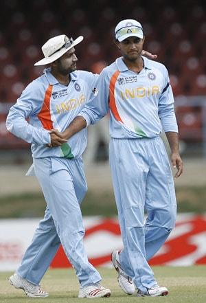 Sourav Ganguly believes Virender Sehwag's ODI career still not over
