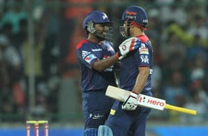 IPL 2013: Sehwag's unbeaten 95 propels Delhi to biggest-ever win vs Mumbai
