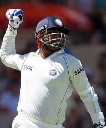 Five for the ages from Virender Sehwag