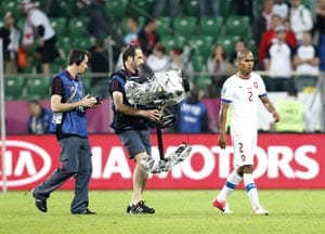 UEFA Euro 2012: Czech player alleges racial abuse by Russian fans