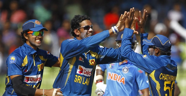 Live cricket score, Sri Lanka