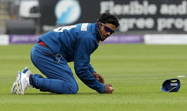 Sachithra Senananyake Reported for Suspected Illegal Bowling Action