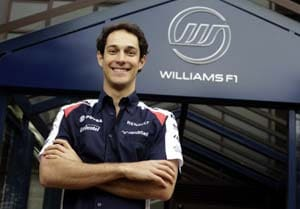 Williams signs Bruno Senna to complete 2012 F1 lineup