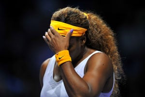 WTA Championships: Tearful Serena Williams sets up Li Na final clash