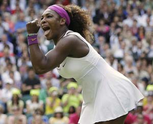 Dominant Serena Williams guns for 18th major title