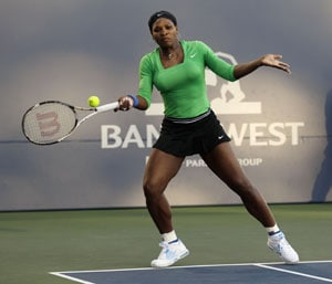 Serena Williams captures 1st title in comeback