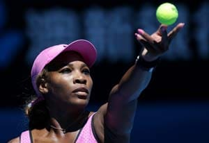 Australian Open: Top seed Serena through with record 61st win