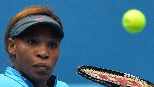 Aus Open: Serena Williams has Chris Evert, Martina Navratilova in her sights