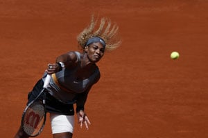 Serena Williams Pulls Out of Madrid Masters With Injury