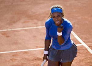 Serena Williams can set career major title record, says Steffi Graf