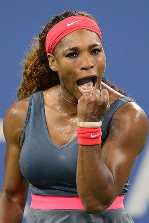 Serena Williams 'excited' about Grand Slam possibilities