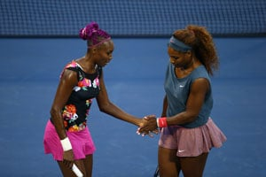 No double trouble for Serena Williams at US Open