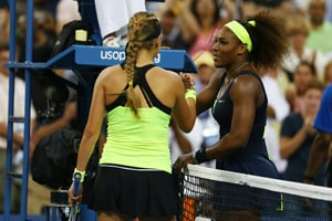 Serena, Azarenka penalised for late Dubai pullouts