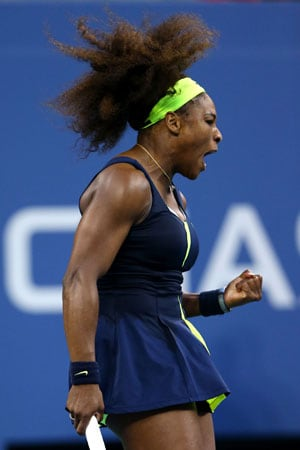 Serena Williams hungers for more Slam magic