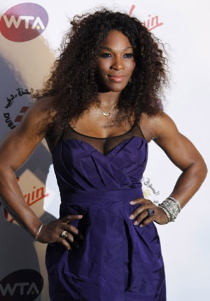 Serena Williams has 'no intention of stopping'