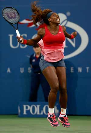 US Open: Serena living the dream after 17th Grand Slam title