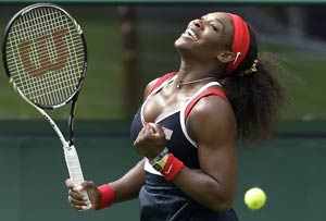 Serena Williams won't compete in mixed doubles