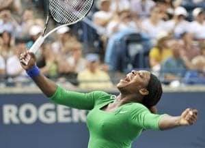 Straight sets win for Serena to claim Montreal title