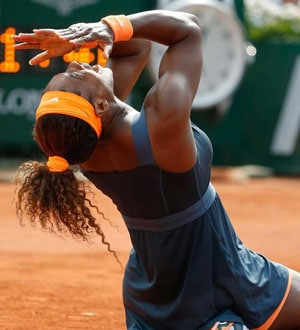 Misery of 2012 drives Serena to Paris triumph