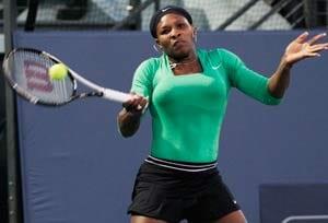 Serena brings down Sharapova in straight sets