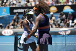 Sloane Stephens denies cheering Serena Williams' Australian Open exit