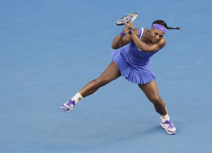 Serena makes Round 3 look easy