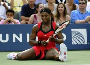 Form is all that takes Serena past Azarenka