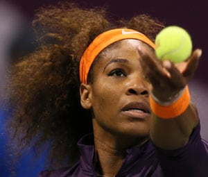 Serena Williams cruises into last eight at Swedish Open