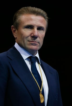 Pole vault legend Sergei Bubka in race for International Olympic Committee presidency