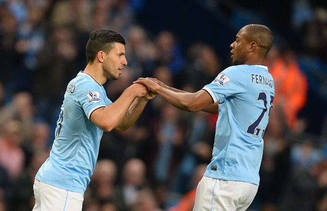 EPL: Manchester City beat West Bromwich Albion to keep title hopes alive