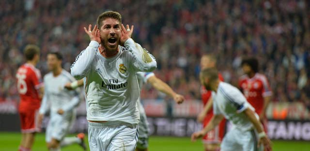 Real Madrid bully FC Bayern Munich, storm into Champions League final