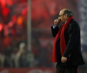 Peru coach furious at loss against Chile