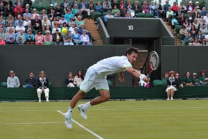 Wimbledon 2013: Giant-killer Sergiy Stakhovsky fails to build on Federer shock