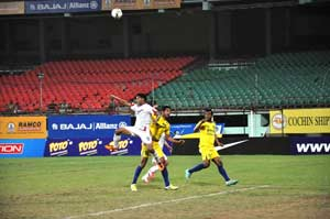 Services defeat Punjab to enter final of Santosh Trophy