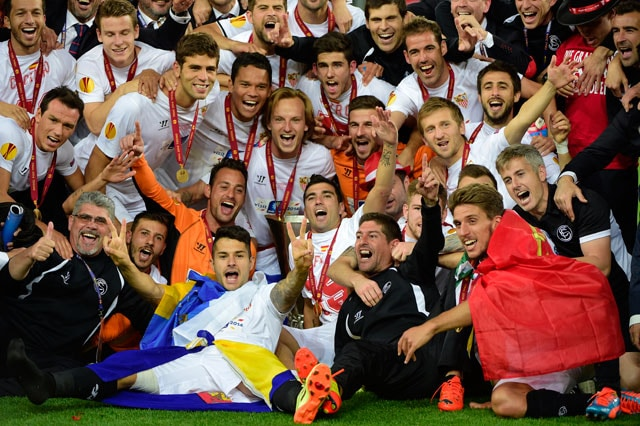 Europa League: Sevilla Stun Benfica on Penalties to Win Title