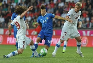 Manchester City want El Shaarawy: report
