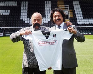 Day 1 at Fulham: Shahid Khan is foxed by Michael Jackson questions