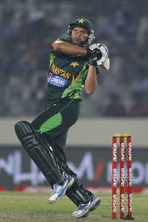 Unstoppable Shahid Afridi says he had license to fire vs Bangladesh