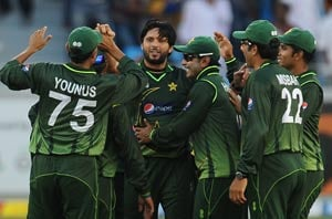 Sri Lanka bear the brunt of Shahid Afridi's return