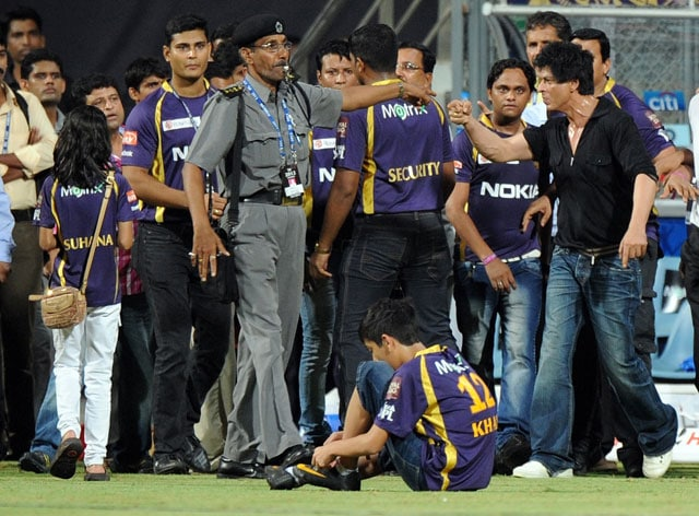 IPL 7: Mumbai Cricket Association Temporarily Lifts Wankhede Ban on Shah Rukh Khan